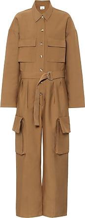 Frankie Shop Linda cotton-blend jumpsuit