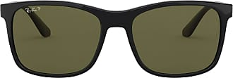 Ray-Ban Mens RB4232 Sunglasses, Negro, 57