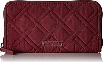 Vera Bradley Womens RFID Georgia Wallet, hawthorn rose, One Size