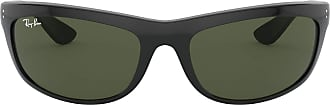 Ray-Ban Unisex Adults Balorama RB4089-601/31 Sunglasses, Black, 62.0