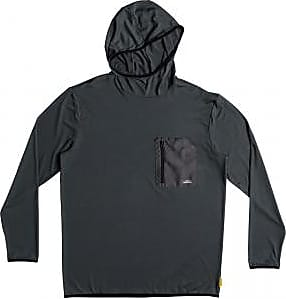 Quiksilver Mens Explorer Technical Hoodie