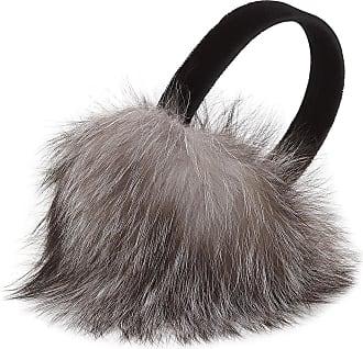 Surell Velvet & Fox Fur Earmuffs