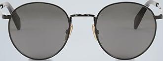 Celine Runde Sonnenbrille mit Metallrahmen