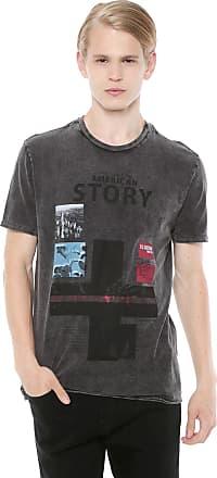 Calvin Klein Jeans Camiseta Calvin Klein Jeans American Story Preta