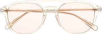Brioni Óculos de sol aviador - Neutro