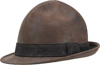 53701af6a7f Lierys Dreispitz Leather Hat by Lierys Leather hats