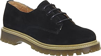 Office Force Lace Up Black Suede - 5 UK