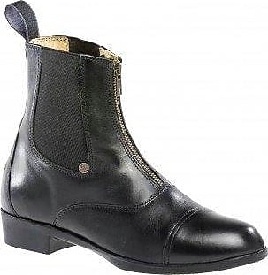 37-41 NEU 39,95 € BLACK Damen Stiefelette Boots Echtleder schwarz Gr