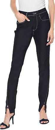 Lança Perfume Calça Jeans Lança Perfume Skinny Nix Azul-marinho