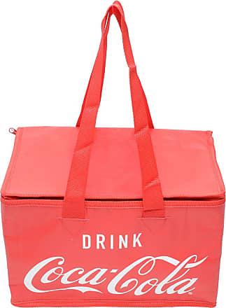 Urban Bolsa Térmica Coca-Cola Vermelho 32X20X21 Cm Urban