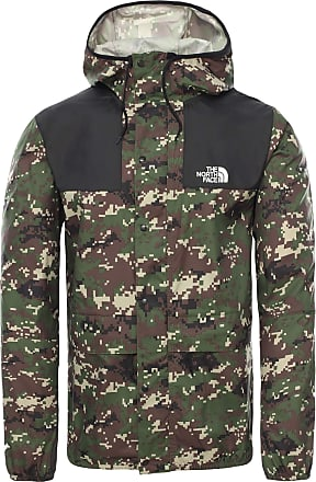 The North Face Men Lightweight Jacket 1985 Mountain, Size:2XL, Color:english green ux digicam print