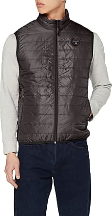 Napapijri Mens Acalmar Vest 2 Outdoor Gilet, Grey (Volcano H74), Medium