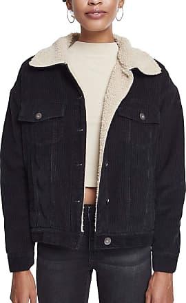 Urban Classics Womens Tb2376-00579 Fleece Jacket, Negro, Xx Grande Black