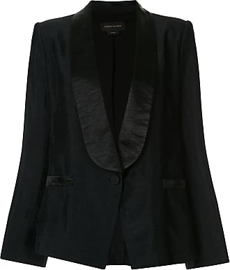 Karen Walker Vista tuxedo jacket - Black