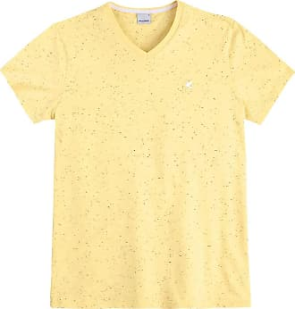 Malwee Camiseta Slim,Malwee, Masculino, Amarelo, GG