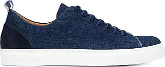 Jacob Cohen Fashion Man JACK01004037 Blue Cotton Sneakers | Spring Summer 20
