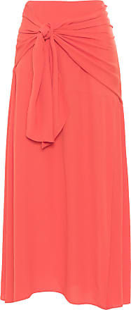 Dress To Saia Laço Frente - Laranja