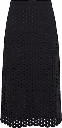 Derek Lam Derek Lam Woman Cutout Stretch-knit Skirt Black Size S