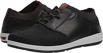 Olukai Makia Ulana (Black/Black) Mens Shoes