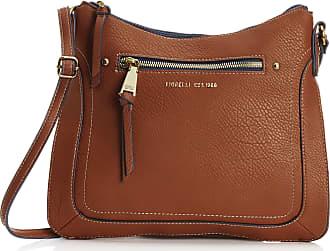 Fiorelli Kay, Womens Cross-Body Bag, Tan, One Size