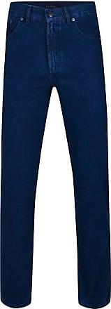 Pierre Cardin Calça Jeans Premium Denim Blue 42