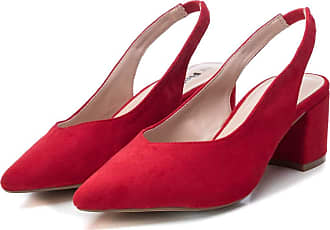 Refresh Shoes high-Heeled Shoes 69538 Red
