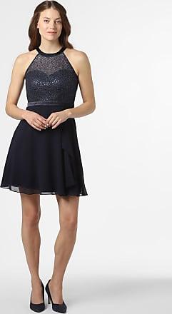 Marie Lund Damen Abendkleid blau