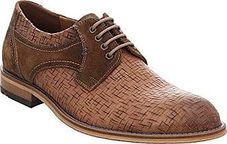 Details zu LLOYD Herren Business Schuhe Budapester Braun 42,5 UK.8,5 Halbschuhe Schnürer