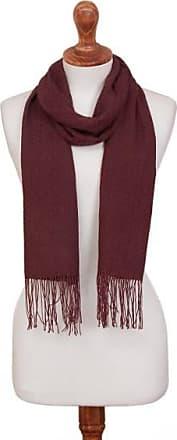 Novica 100% alpaca scarf, Best Vintage