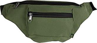 ecogear Skipper Adjustable Hip Pack, Olive Green, One Size