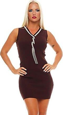 Schößchen Minikleid Abendkleid Partykleid Cocktail Mit Nieten Kleid S 36 M 38