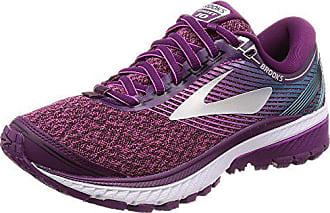 6939929e148b5d Brooks Damen Ghost 10 Laufschuhe Violett (Purplepinkteal 1b511) 35.5 EU