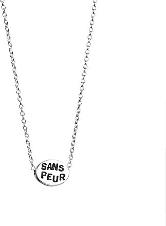 Efva Attling Mini Me Sans Peur Necklace Necklaces