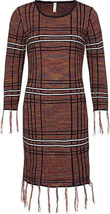 BODYFLIRT boutique Dam Stickad klänning i svart lång ärm - BODYFLIRT  boutique 9a91bfecf06ff