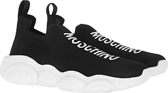 Moschino Sneakers - Orso Sneaker Calza Black - black - Sneakers for ladies