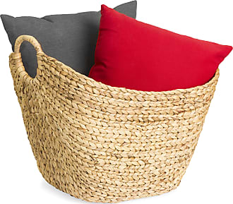 Best Choice Products Multi-Purpose Seagrass Storage Basket w/ Handles - Natural