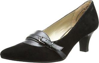 MARC Schnür Pumps »Banja« Schwarz, Leder .. shoes&style