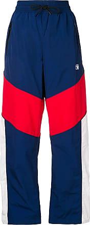Alexander Wang Olympic track pants - Azul