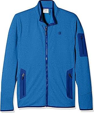 7c9f796e1b09 Champion Mens Active Knit Jacket-Big Sizes