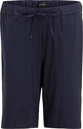 Hanro Lounge-Shorts - DUNKELBLAU