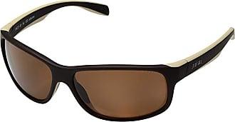 Zeal Optics Sable (Matte Brown Khaki w/ Polarized Copper Lens) Polarized Fashion Sunglasses