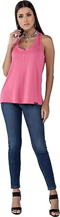 Latifundio Camiseta Regata Latifundio Rosa - M