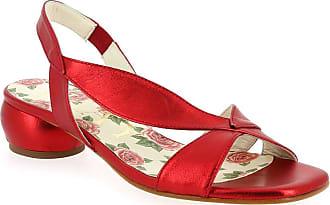 J Hay Sandales et nu-pieds J Hay pour Femme 1365 rouge