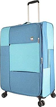 Mia Toro Italy Aria Softside 28 Inch Spinner Luggage-Green Apple