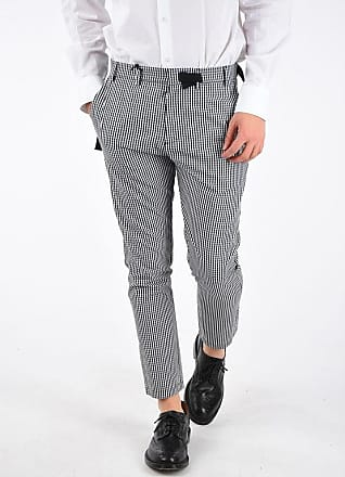 N°21 Check Cotton Pants size 50