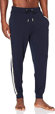 BOSS Mens Fashion Pants Sports Trousers, Blue (Dark Blue 403), 30 (Size: XX-Large)