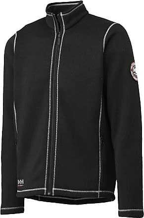 Helly Hansen 72111_990-4XL Size 4X-Large Hay Fleece Jacket - Black