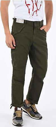 Incotex Stretchy Cotton Cargo Pants size 33