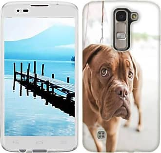 Mundaze Mundaze Sad Dog Phone Case Cover for LG Power Risio Destiny