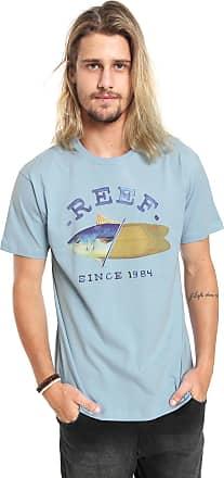 Reef Camiseta Reef Básica Swin Azul